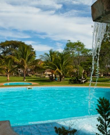 Pousada cachoeira da serra - Scalda piscina ecologico ...